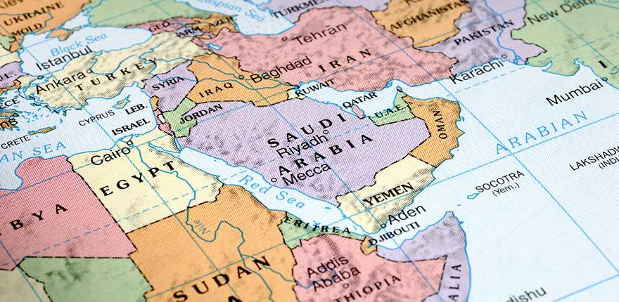 グローバルビジネス・コミュニケーションの秘訣 アラブ世界編
